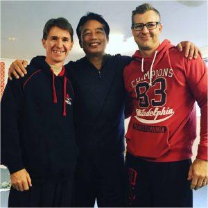 Master Zhao, Cameron & Me
