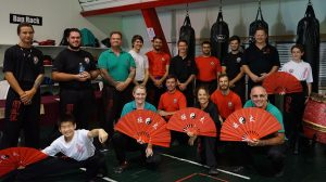 Practising Members At FitLife Martial Arts
