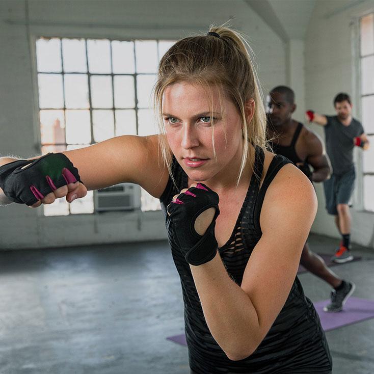 Class 6 Kickboxa Image