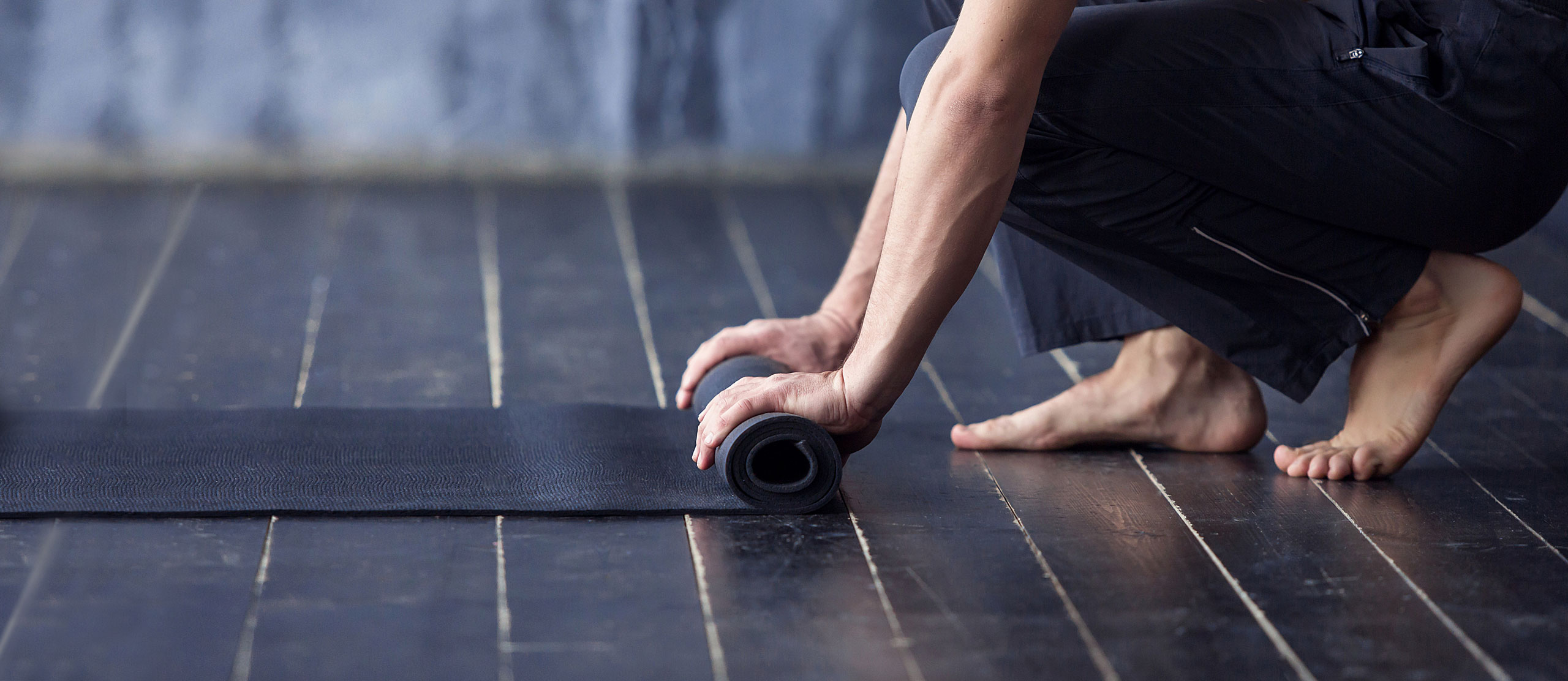 Hatha Yoga Banner