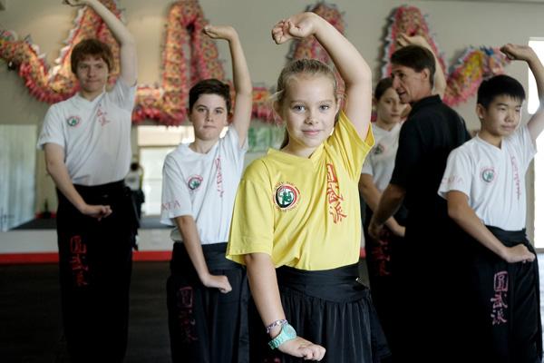 Kids Kung Fu Image 2