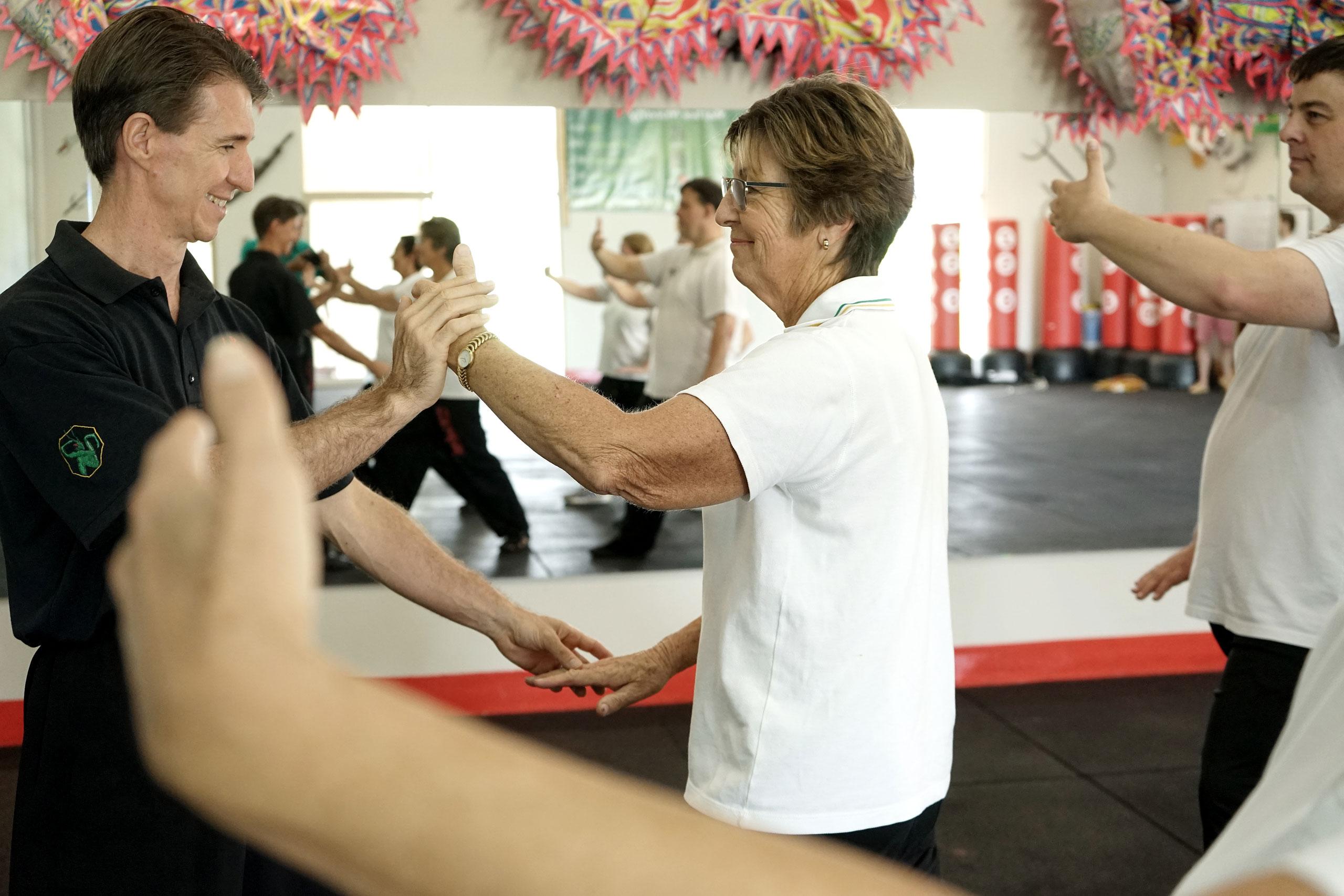 Tai Chi for Arthritis Banner