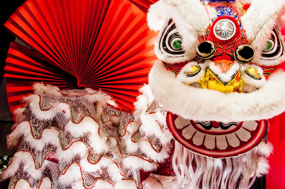 Lion Dance Different From The Dragon Dance Fitlife