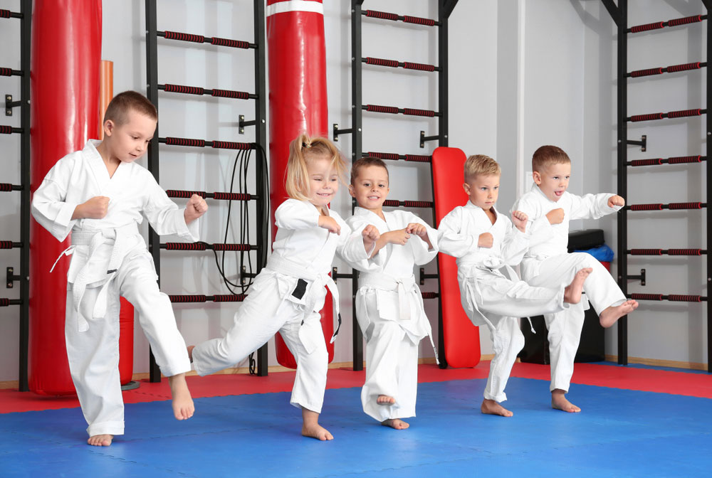 Kids Kung Fu Classes Gold Coast